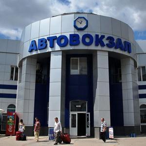 Автовокзалы Карпунинского