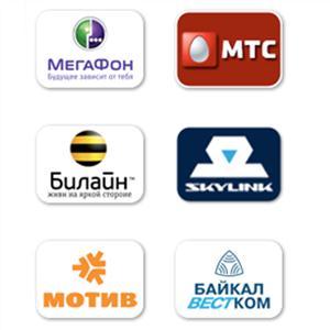 Операторы сотовой связи Карпунинского