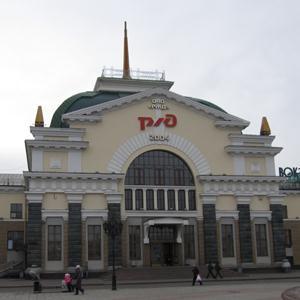 Железнодорожные вокзалы Карпунинского